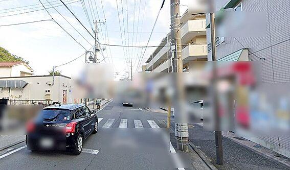 収益ビル-横浜市港北区大倉山2丁目 周辺