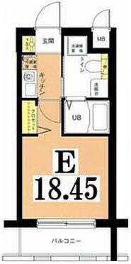 マンション(建物一部)-横浜市中区海岸通4丁目 間取り