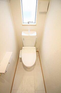 新築一戸建て-仙台市青葉区桜ケ丘5丁目 トイレ
