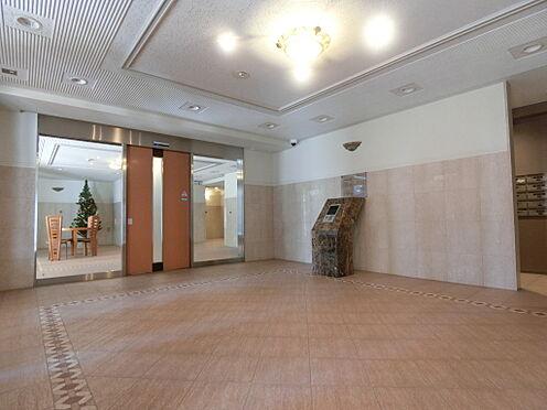 中古マンション-横浜市神奈川区広台太田町 TVモニター付きオートロックシステム