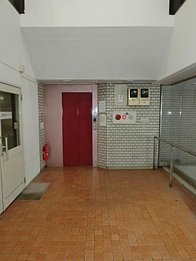 マンション(建物一部)-新宿区岩戸町 エントランス