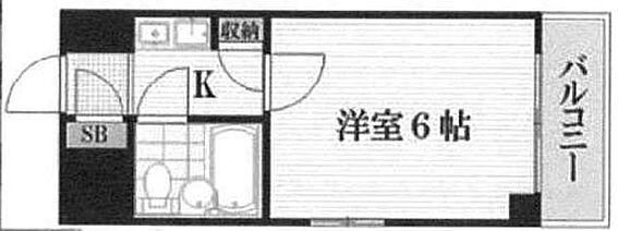 マンション(建物一部)-豊島区西池袋4丁目 間取り