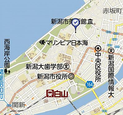 マンション(建物一部)-新潟市中央区西大畑町 その他