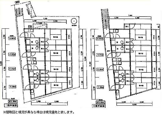 アパート-新宿区西落合1丁目 間取り
