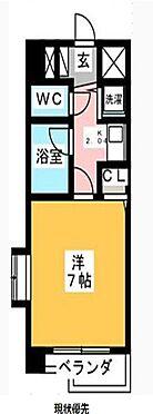 マンション(建物一部)-福岡市博多区新和町2丁目 間取り