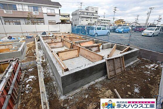 新築一戸建て-仙台市若林区沖野2丁目 外観