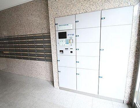 マンション(建物一部)-大阪市福島区海老江3丁目 便利な宅配ボックス完備