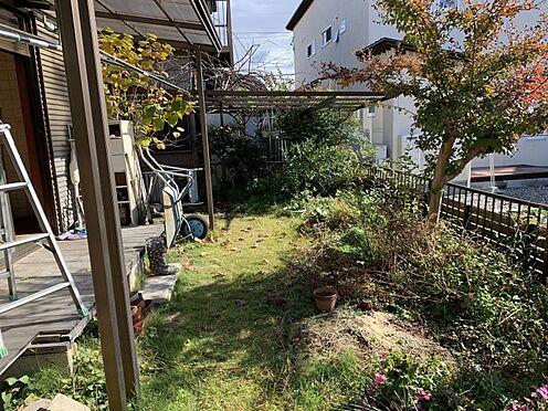 土地-豊田市西中山町神子塚 日曜のお休みの日はひなたぼっこしながらお庭でくつろいでください