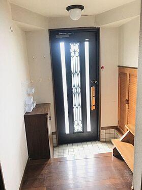 中古一戸建て-久喜市菖蒲町下栢間 玄関