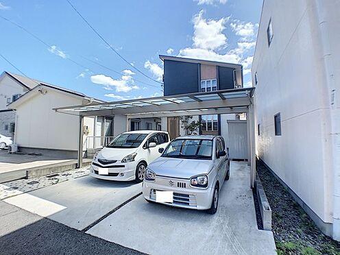 中古一戸建て-碧南市田尻町2丁目 カースペース並列2台駐車可能!嬉しいカーポート付き!