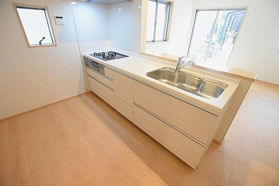 新築一戸建て-足立区西伊興3丁目 キッチン