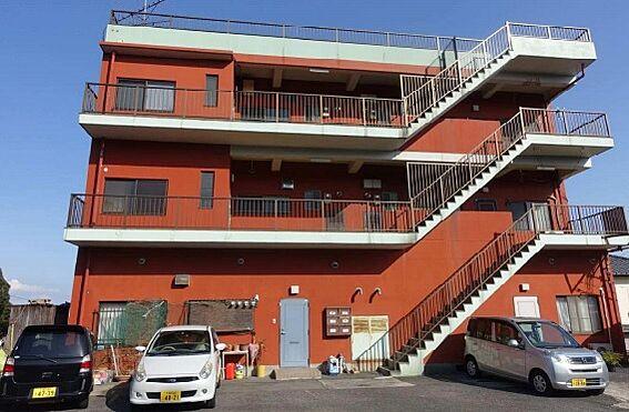 アパート-下関市長府松小田中町 外観