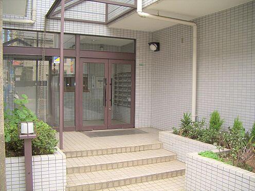 区分マンション-文京区大塚6丁目 エントランス