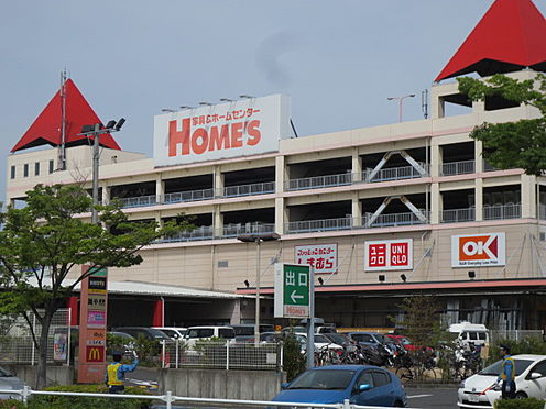 中古マンション-江戸川区中葛西5丁目 島忠HOME'S(2068m)