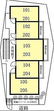 アパート-大田区山王2丁目 フィーニックス山王・ライズプランニング