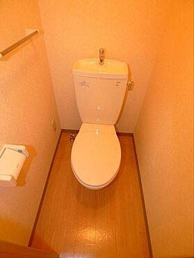 マンション(建物全部)-新座市大和田5丁目 トイレ