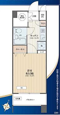 マンション(建物一部)-渋谷区笹塚2丁目 間取り