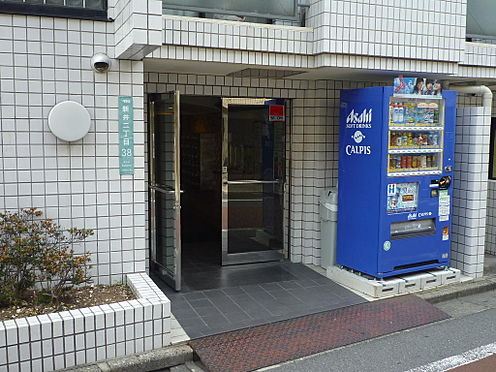 マンション(建物一部)-中野区新井2丁目 エントランスアプローチ