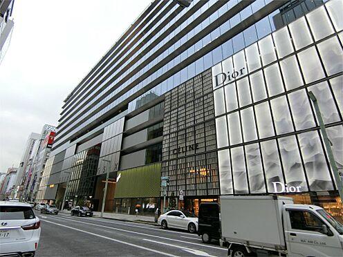中古マンション-中央区銀座8丁目 GINZA SIX(ギンザ シックス)(584m)