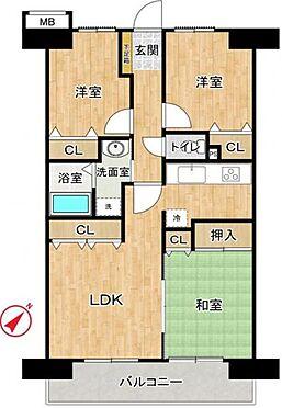 区分マンション-名古屋市南区豊2丁目 令和3年7月中旬リフォーム完了!ぜひ一度ご内覧ください♪
