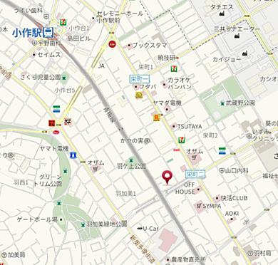 区分マンション-羽村市栄町2丁目 その他