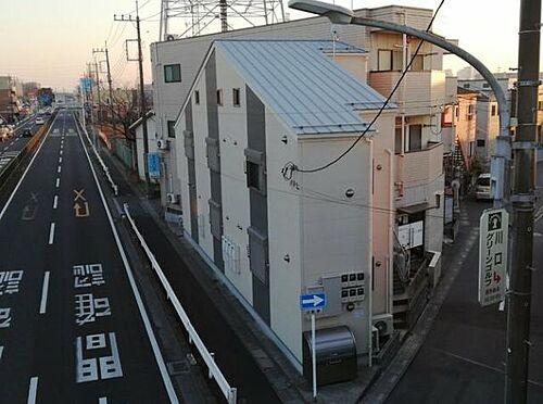 アパート-川口市大字辻 外観