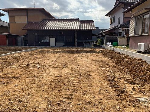 新築一戸建て-豊田市高美町7丁目 広々LDK!隣接の和室も合わせると20帖以上の空間に。