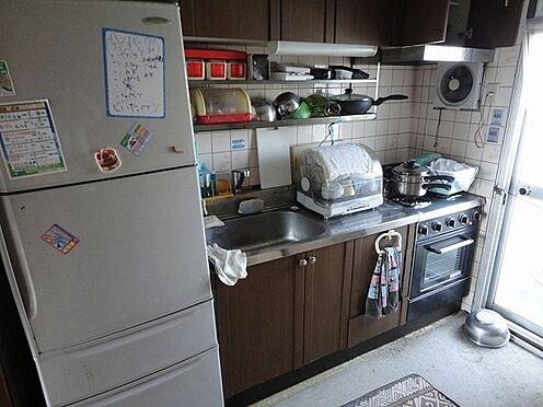 マンション(建物一部)-堺市南区茶山台2丁 キッチン