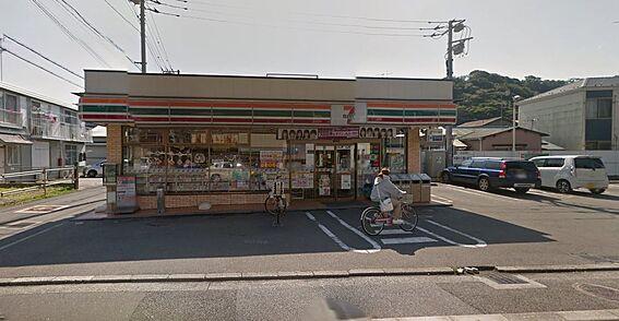 建物全部その他-横須賀市佐野町2丁目 セブンイレブン佐野町3丁目店 徒歩 約6分(約450m)