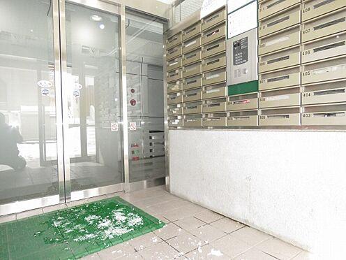 マンション(建物一部)-札幌市厚別区厚別中央四条5丁目 エントランス