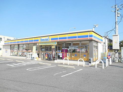 土地-知多市八幡字荒井 ミニストップ 知多浦浜店まで約360m