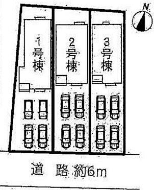 新築一戸建て-名古屋市守山区大字上志段味字中屋敷 駐車4台可能です