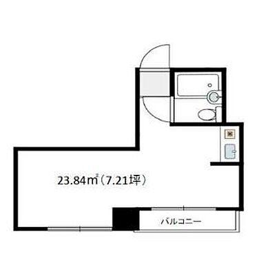 マンション(建物一部)-千代田区神田駿河台1丁目 間取り