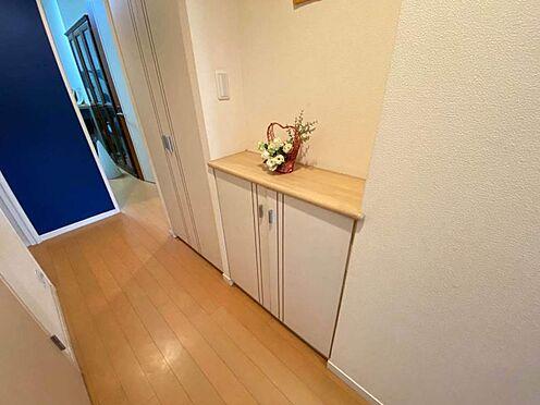 中古マンション-名古屋市緑区有松町大字桶狭間字生山 収納棚付きで色々な使い方ができますね♪