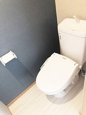 アパート-江戸川区平井5丁目 トイレ