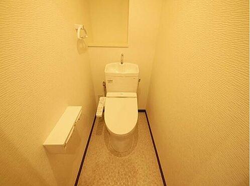 マンション(建物一部)-北九州市若松区修多羅2丁目 トイレ