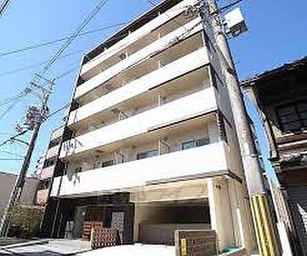 マンション(建物一部)-京都市下京区坊門中之町 外観