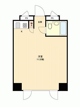 中古マンション-大阪市中央区南船場4丁目 間取り