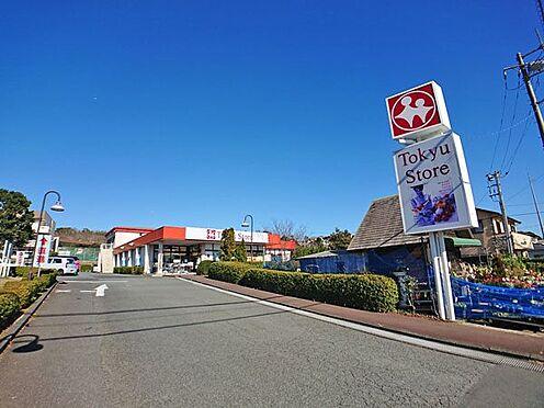 中古マンション-伊東市富戸 マンションから車で約6分約4.0kmの東急ストアです。
