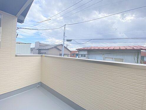 新築一戸建て-仙台市青葉区柏木3丁目 バルコニー