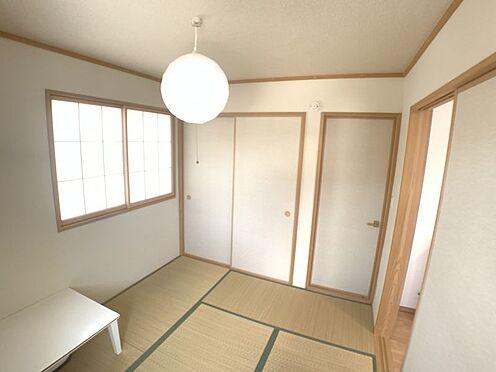 中古一戸建て-豊田市平戸橋町永和 床の間、障子、畳・・・くつろぎの空間は和室から