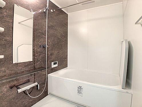 区分マンション-安城市大東町 1日の疲れを癒してくれる浴室♪