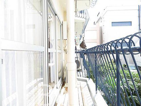中古マンション-世田谷区上北沢4丁目 南向きの明るいバルコニー