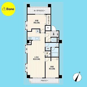 中古マンション-港区南麻布2丁目 資料請求、ご内見ご希望の際はご連絡下さい。