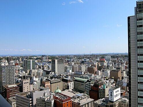中古マンション-横浜市中区北仲通5丁目 ☆お部屋のバルコニーからの眺望です☆