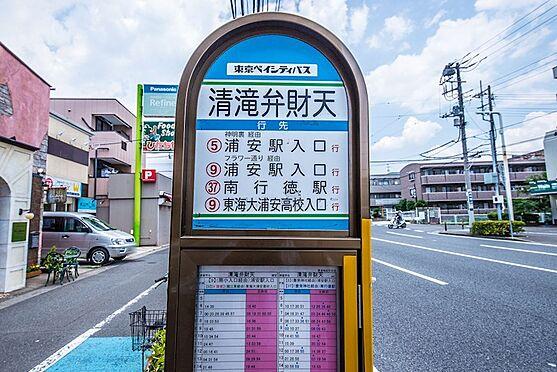アパート-浦安市富士見2丁目 浦安駅行きバス停(清滝弁財天)まで徒歩5分。