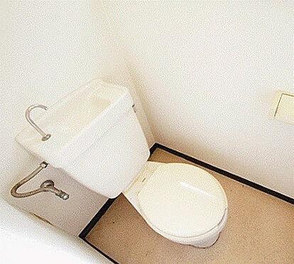 アパート-川西市花屋敷1丁目 トイレ
