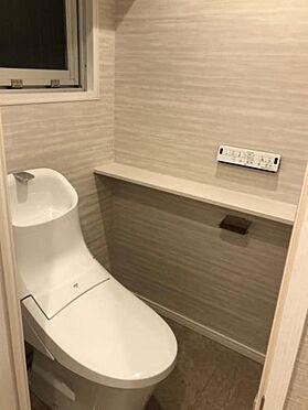 中古マンション-台東区竜泉3丁目 トイレ