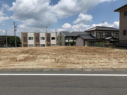 土地-豊田市美里2丁目 敷地面積約45坪超えの広々敷地!周辺環境良好です!