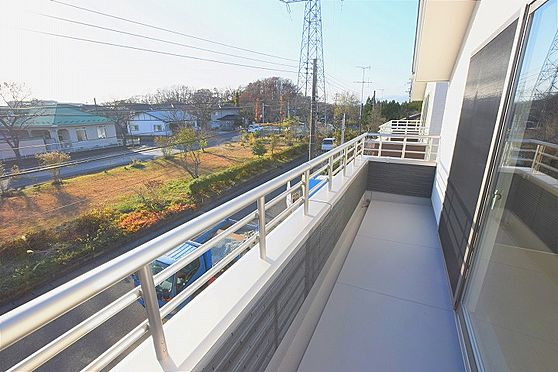 新築一戸建て-仙台市泉区将監12丁目 バルコニー